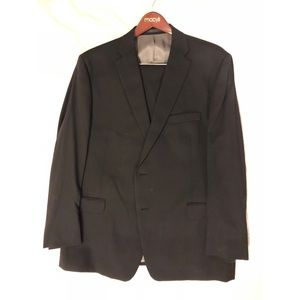 Black Calvin Klein 2 Piece Suit - Jacket & Pants